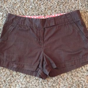 J.Crew Broken-in Chino Classic Twill shorts